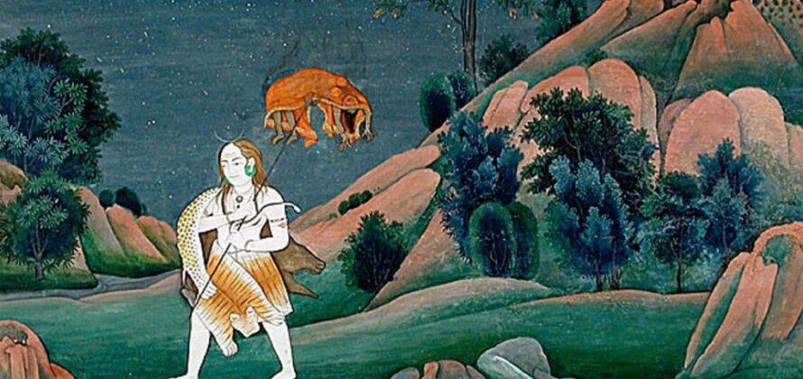 Daksa és Siva története a Srímad-Bhágavatamból