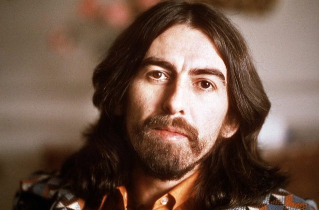 George Harrison Indiában