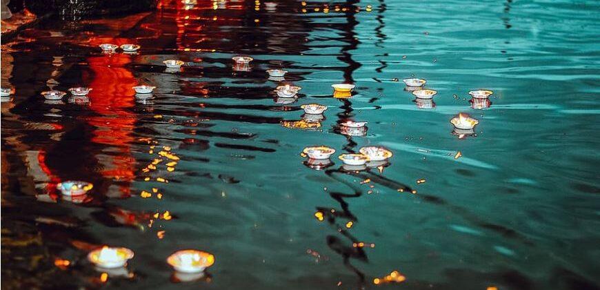 India szent folyó