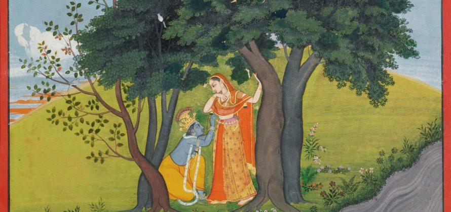 Isteni örömök a hindu művészetben
