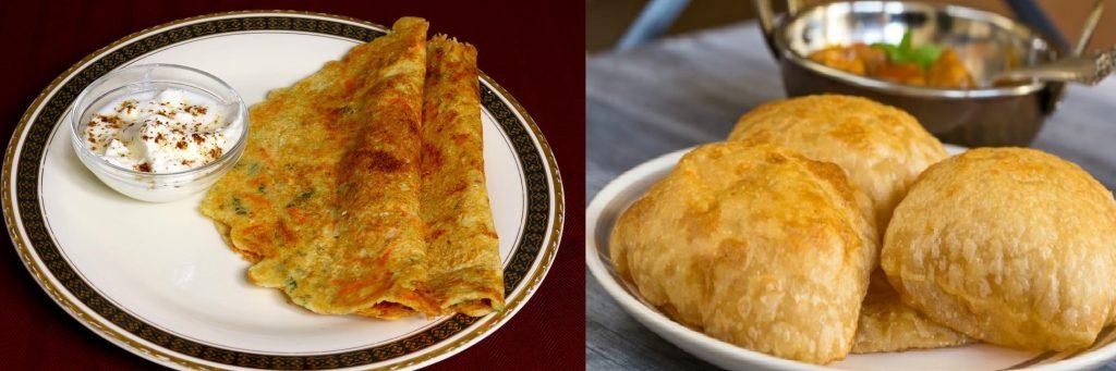 Instant alapanyagú ételek indiai receptek alapján