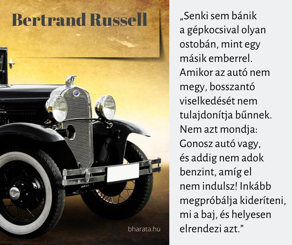 Bertrand Russel idézet