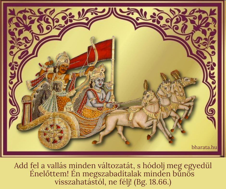 Mahábhárata magyarul idézet