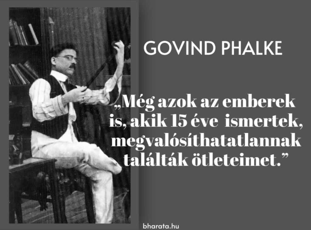 Govind Phalke idézet