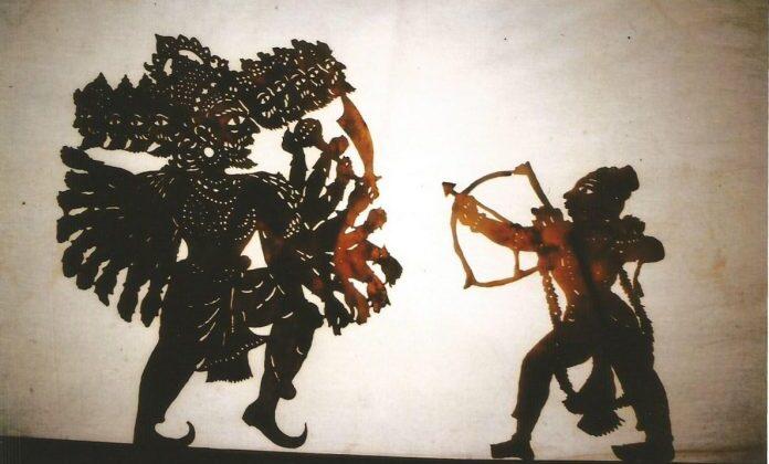 Indiai színház árnyjátékok