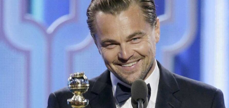 Leonardo DiCaprio vgean és klímaaktivista